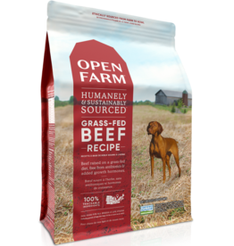 Open Farm Open Farm Dog Dry GF Beef Grass-Fed 24lb