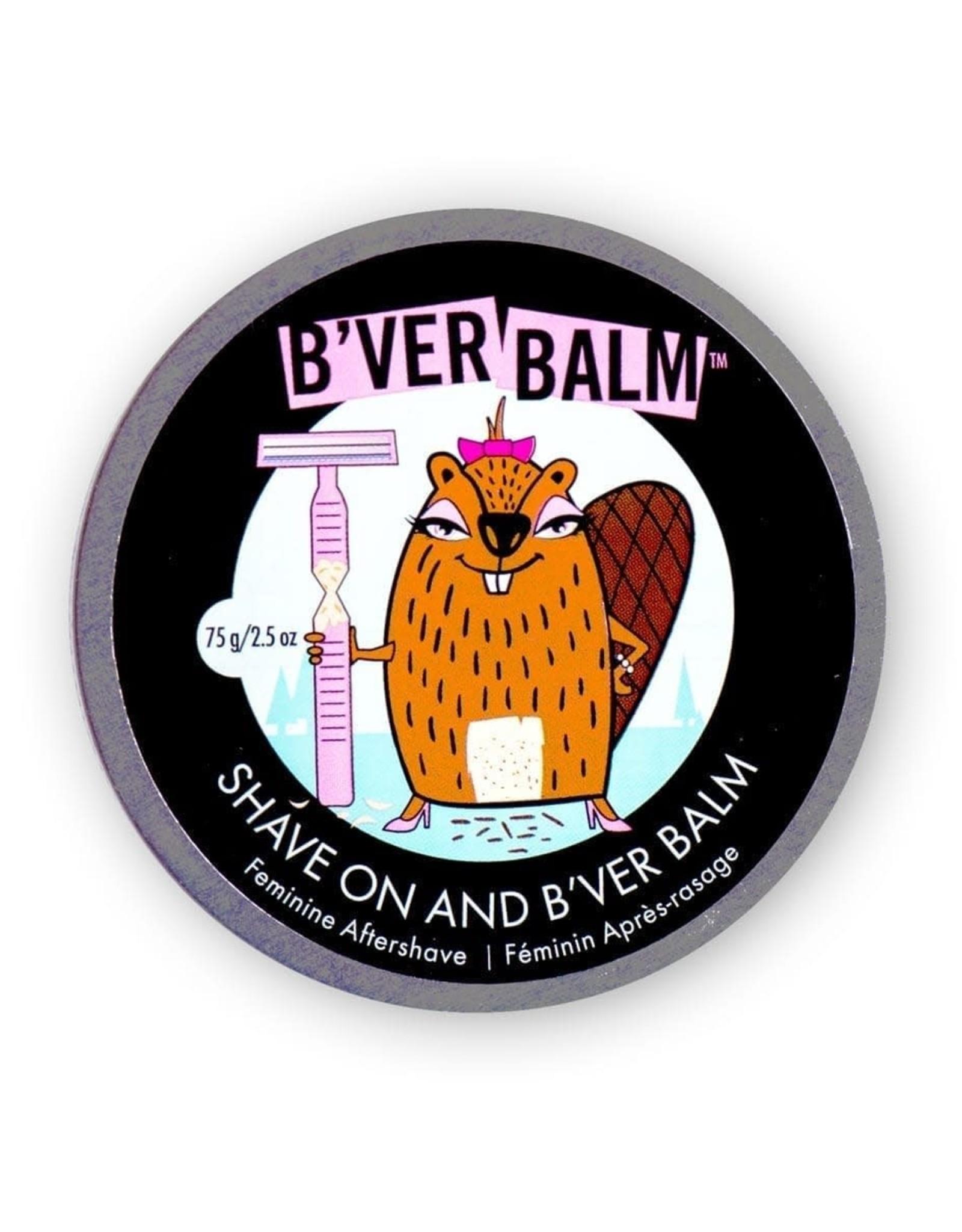 Walton Wood Farms B'ver Balm Feminine Aftershave 2.5 oz