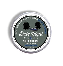 Walton Wood Farms Solid Cologne - Date Night 2.5 oz