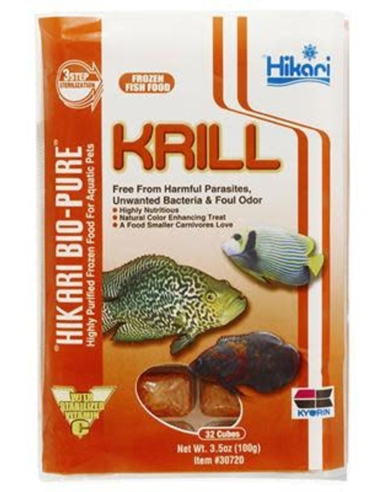 HIKARI USA INC. Frozen - Krill 3.5OZ Cube
