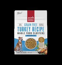 Honest Kitchen HK Dog GF Whole Food Clusters Turkey Trial 1 lb