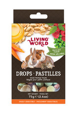 LIVING WORLD Living World Small Animal Drops - Multi-Mix Flavour - 75 g (2.6 oz)