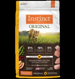 Instinct Instinct Cat Original GF Kibble CageFree Chicken 11 lb