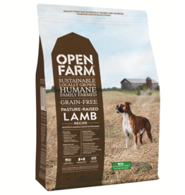 Open Farm Open Farm Dog Pasture Lamb 4.5 lb