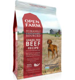 Open Farm Open Farm Dog Grass-Fed Beef 4.5 lb