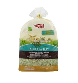 LIVING WORLD Living World Alfalfa, 48 oz
