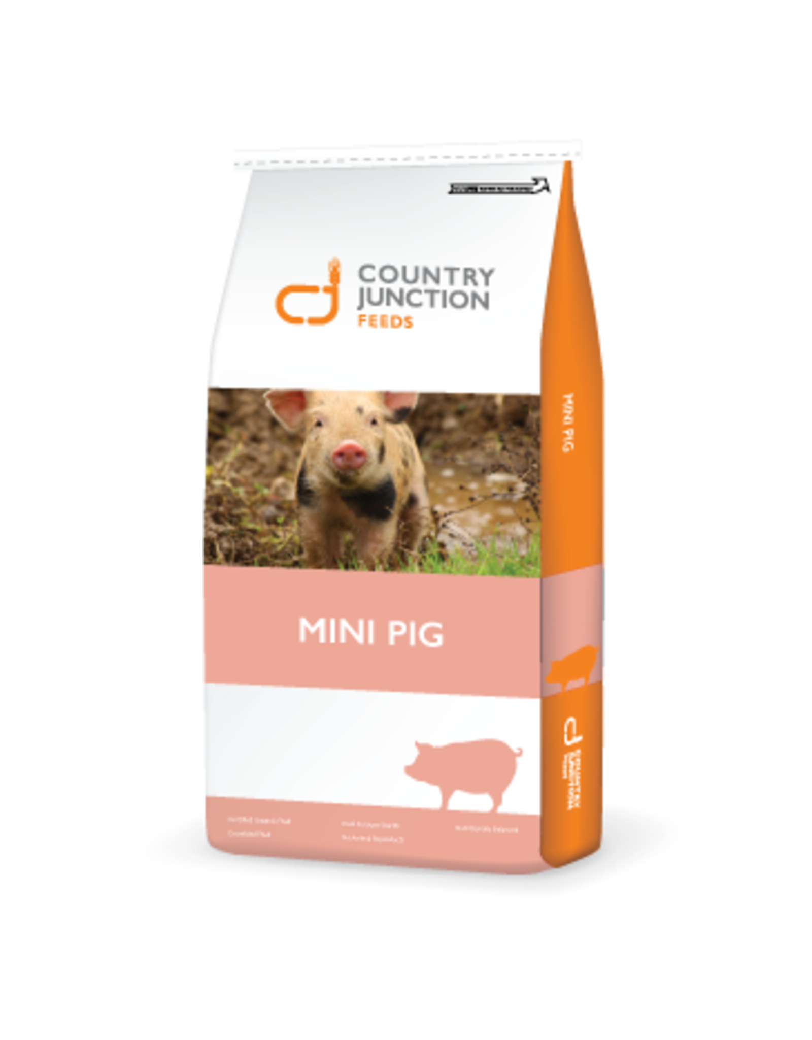 Country Junction Feeds Mini Pig Maintenance Diet