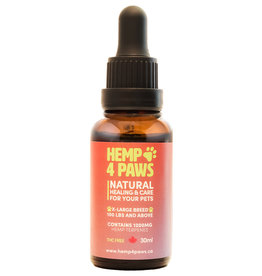 Hemp 4 Paws Hemp Terpene Oil - Large Breed