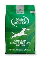NUTRISOURCE NUTRISOURCE Choice Chicken Meal & Barley