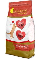 Canadian Naturals Grain Free Turkey & Salmon 15LB | Cat