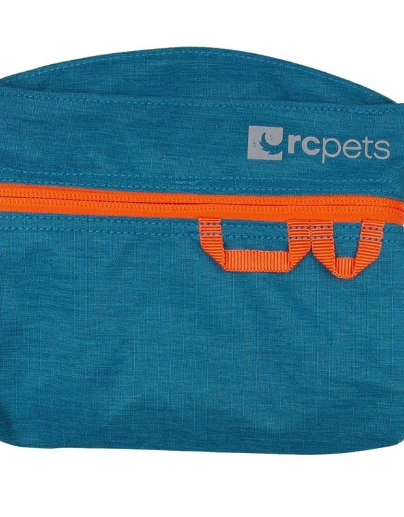 RC PETS RC PETS Quick Grab Treat Bag Teal