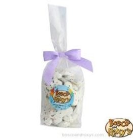 Bosco & Roxy BOSCO & ROXY'S White Sprinkle Bag of Bones 200g