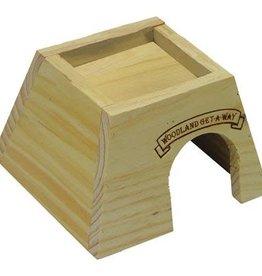 KAYTEE PRODUCTS INC Kaytee Wooden Get-a-way Hide