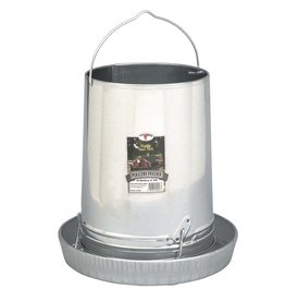 Little Giant Feeder - Hanging Galvanized Poultry