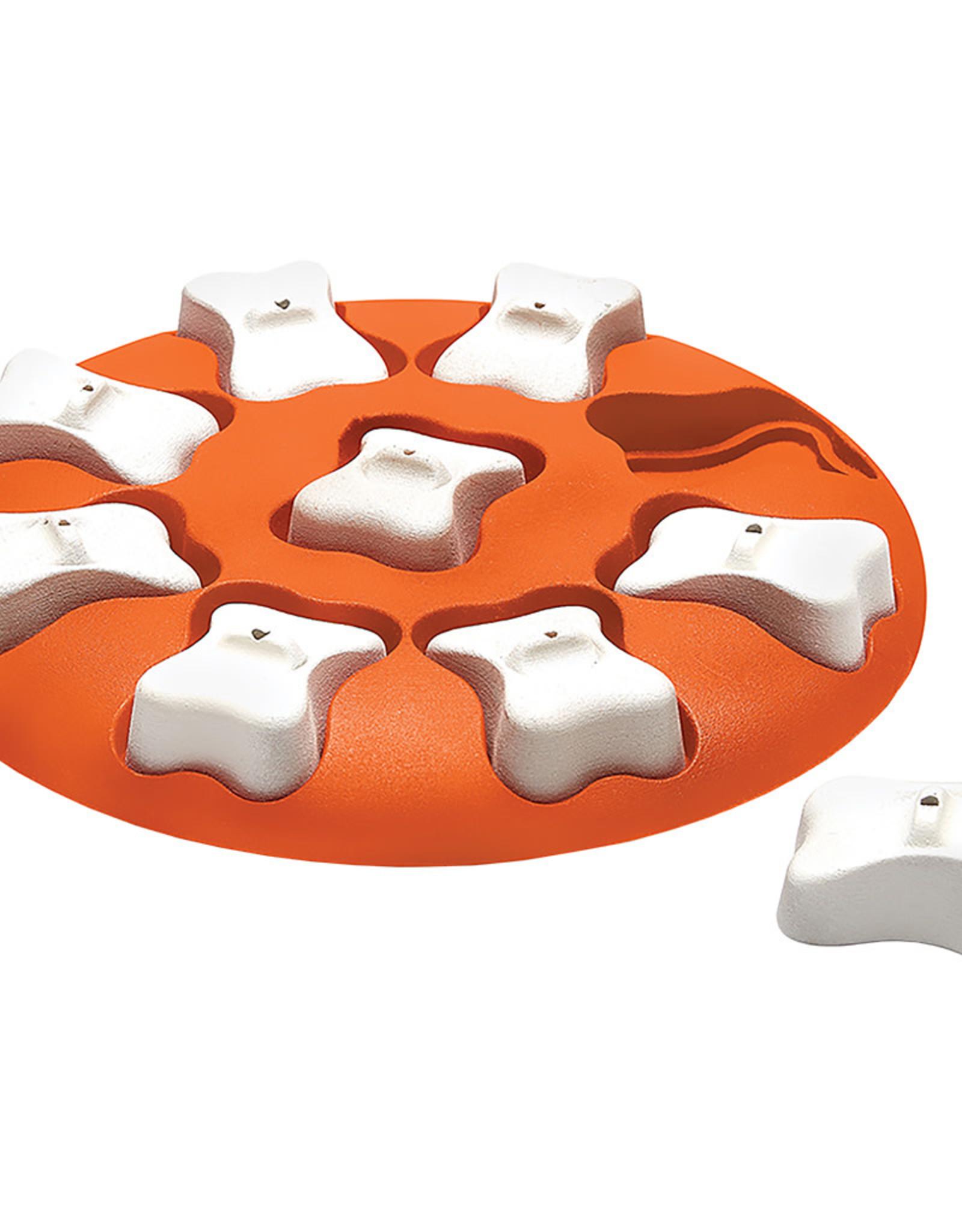 OUTWARD HOUND Outward Hound Dog Smart Orange | Puzzle