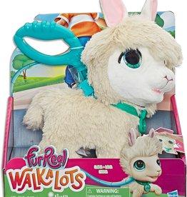 FURREAL - Walkalots Big Wag Llama
