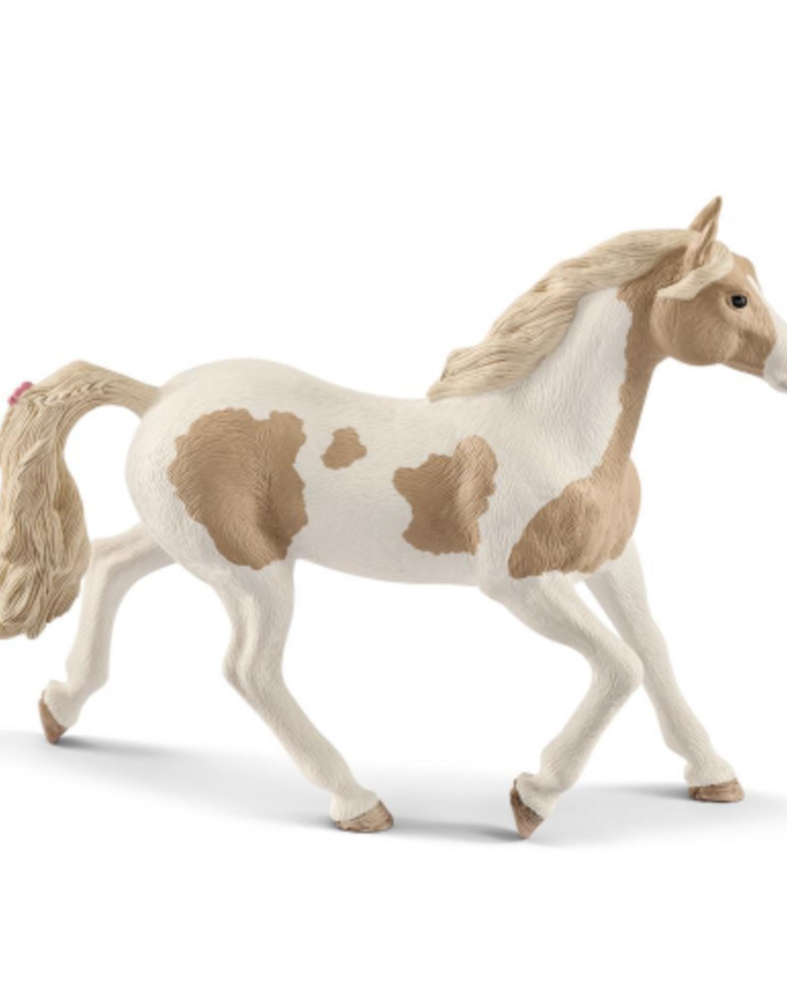 SCHLEICH SCHLEICH HORSE CLUB - PAINT HORSE MARE