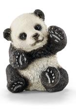 SCHLEICH SCHLEICH WILD LIFE - PANDA CUB, PLAYING