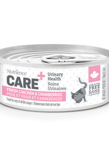 NUTRIENCE Nutrience Care Urinary Health Pâté for Cats - Fresh Chicken & Cranberries Recipe - 156 g (5.5 oz)