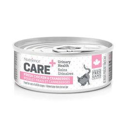 NUTRIENCE Nutrience Care Urinary Health Pâté for Cats - Fresh Chicken & Cranberries Recipe - 156 g (5.5 oz)