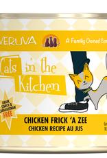 Weruva Weruva Cats in the Kitchen Chicken Frick 'A Zee 10 oz