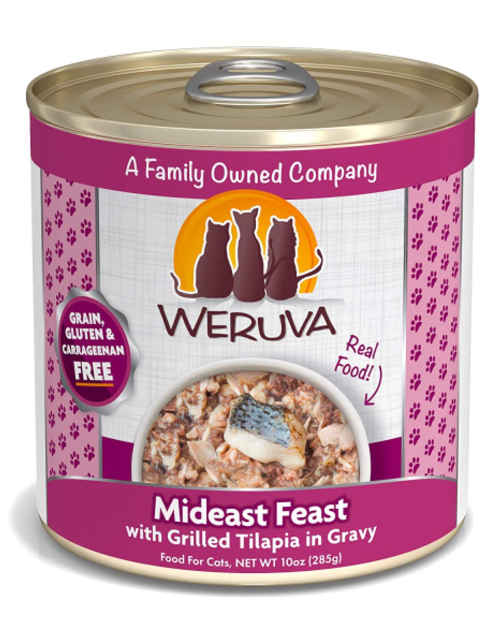 Weruva Weruva Cat GF Mideast Feast 10 oz