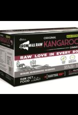 IRON WILL RAW Iron Will Raw Dog GF Original Kangaroo Dinner 6/1 lb