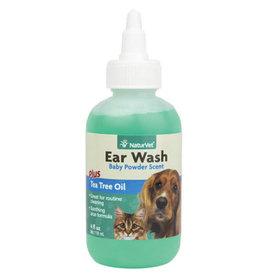 NaturVet NaturVet Ear Wash 4oz