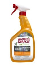 Nature's Miracle Stain & Odor Dog Oxy Formula Spray 32OZ