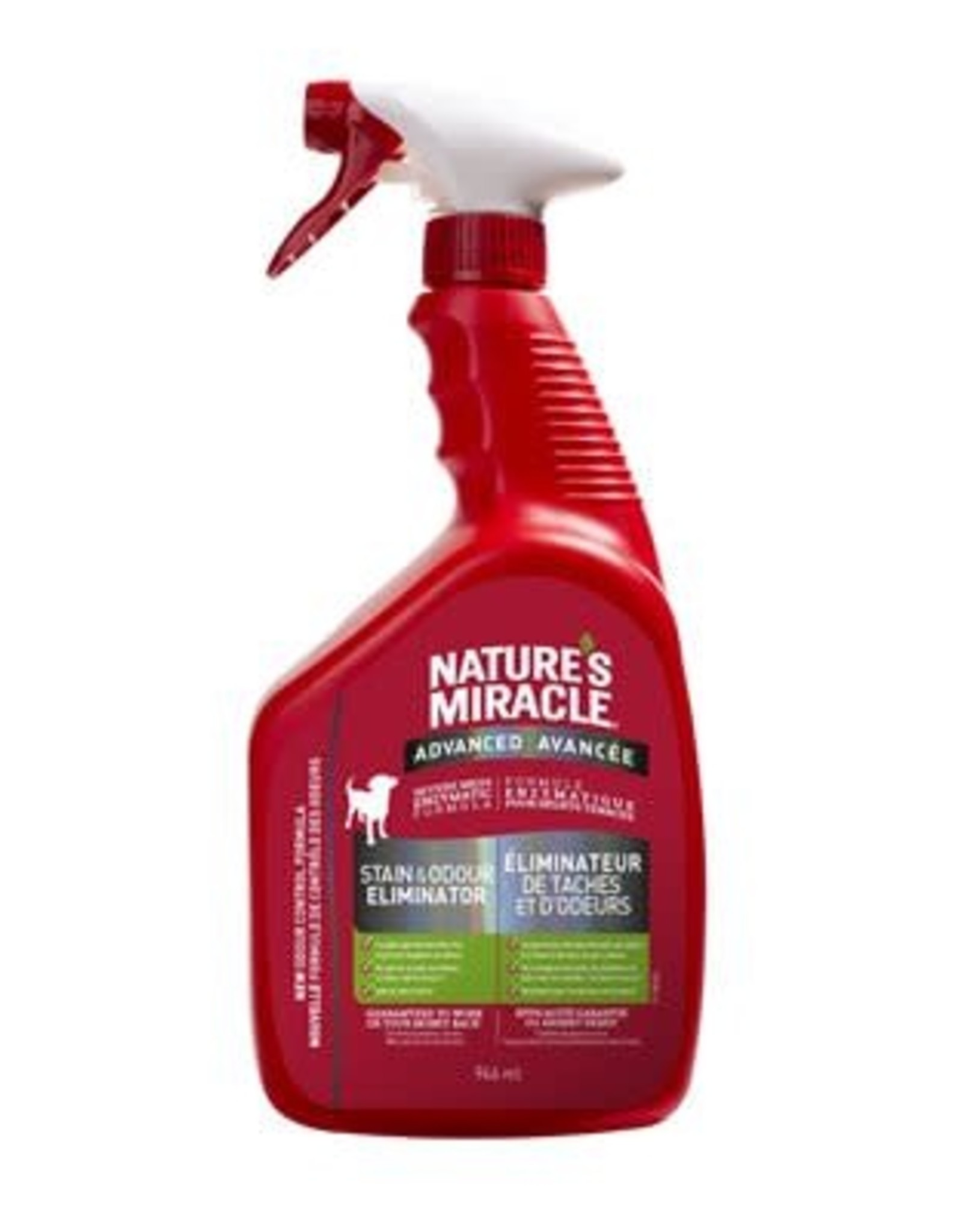 Nature's Miracle JFD Advanced Stain & Odor Spray Bottle 32OZ