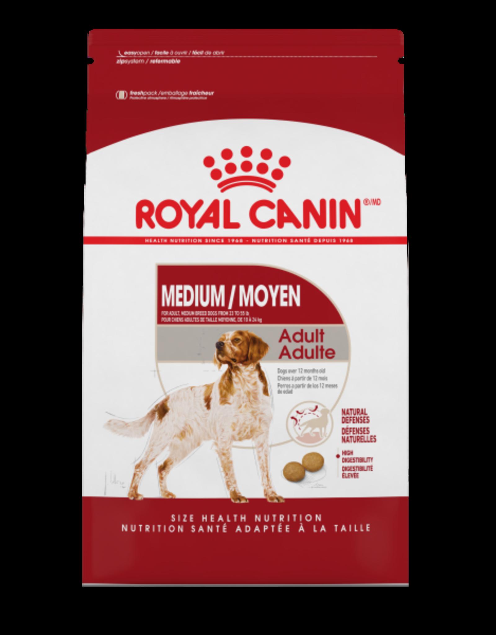 Royal Canin Royal Canin SHN Medium Adult 30lb