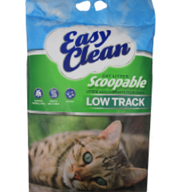 PESTELL PET PRODUCTS Easy Clean Low Track Clumping Litter 40LB