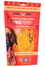 Boss Dog ProPuffs Cheddar & Bacon 170GM