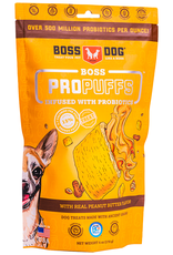 Boss Dog ProPuffs Peanut Butter 170GM