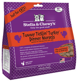 Stella & chewy's Stella & Chewy's FD Dinner Morsels Turkey 8OZ Cat