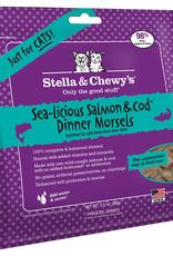 Stella & chewy's Stella & Chewy's FD Dinner Morsels Salmon & Cod 3.5OZ Cat