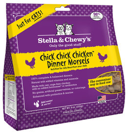 Stella & chewy's Stella & Chewy's FD Dinner Morsels Chicken 8OZ Cat