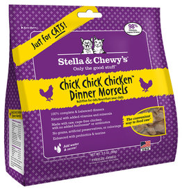 Stella & chewy's Stella & Chewy's FD Dinner Morsels Chicken 3.5OZ Cat