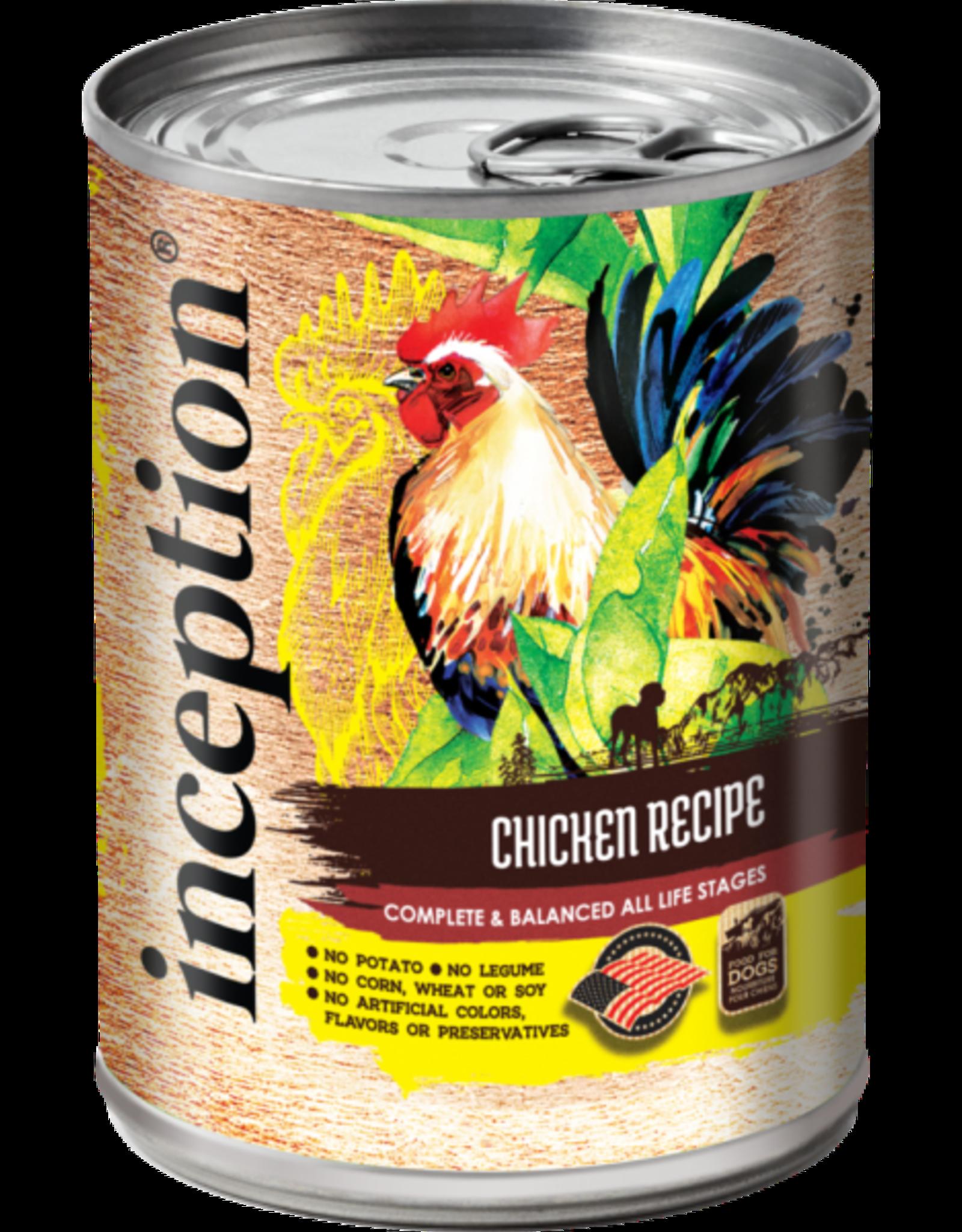 Inception Inception Dog Chicken 13 oz