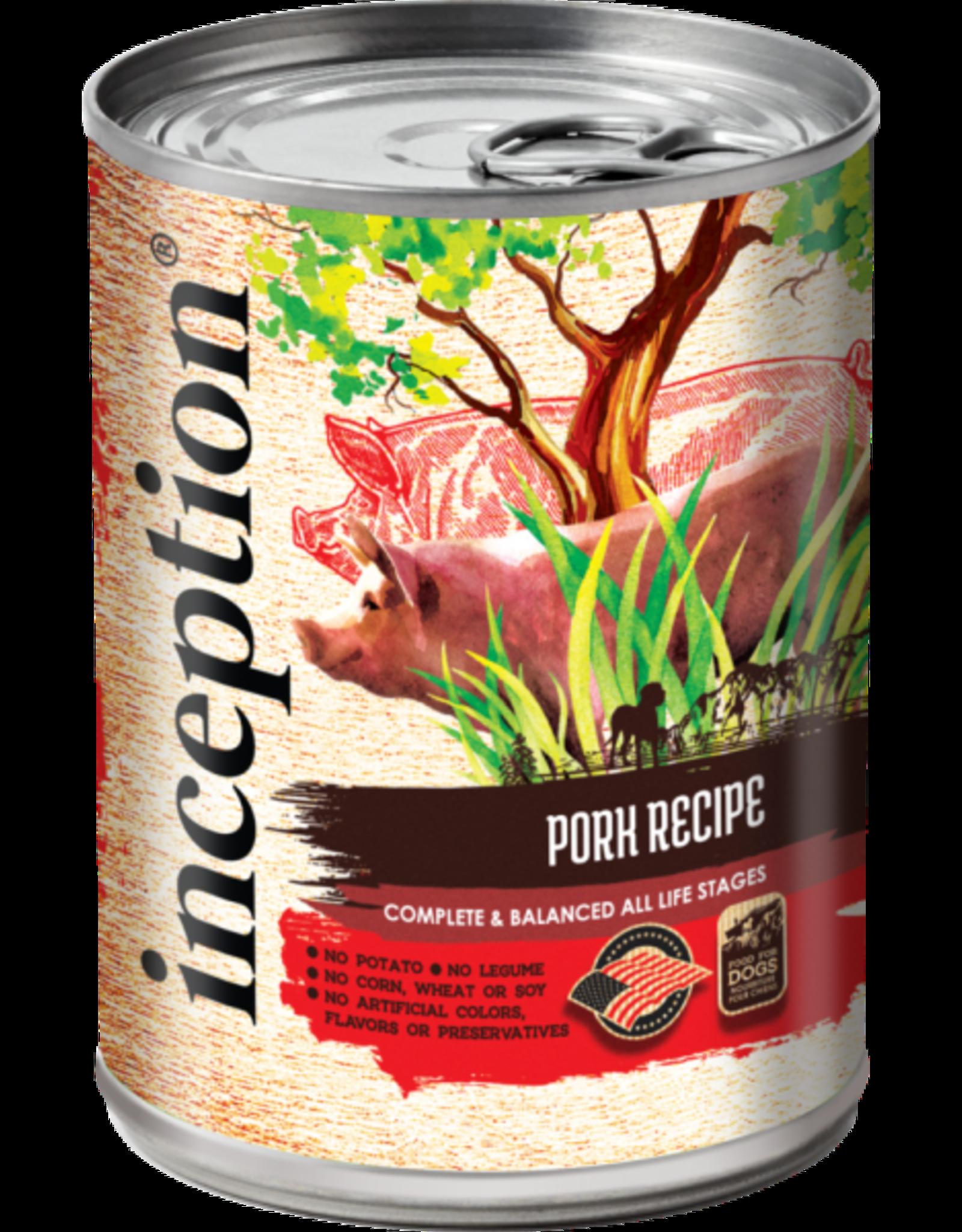 Inception Inception Dog Pork 13 oz
