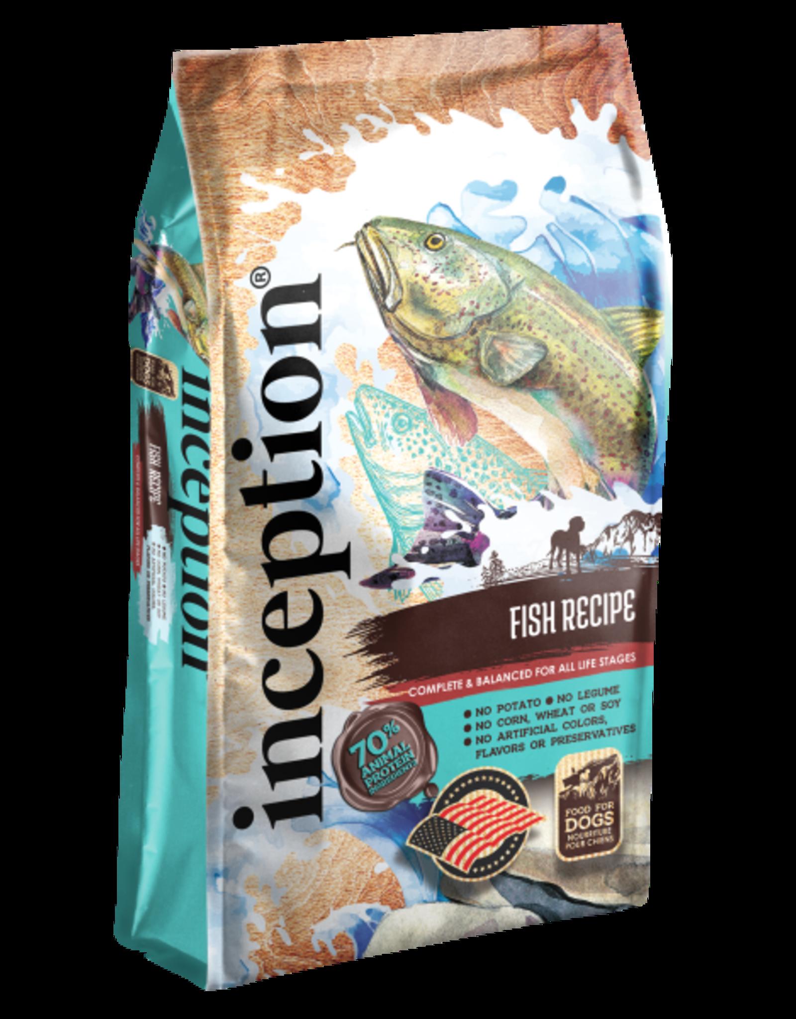 Inception Inception Dog Fish 4lb