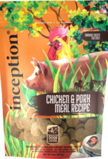 Inception Inception Dog Chicken & Pork Treats 12oz