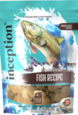 Inception Inception Dog Fish Biscuit Treats 12 oz