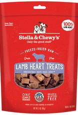 Stella & chewy's Stella and chewys FD Lamb Heart Treats 3OZ (8)