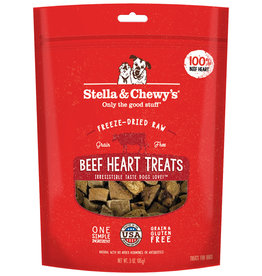 Stella & chewy's stela and chewys FD Beef Heart Treats 3OZ (8)
