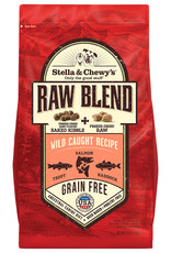 Stella & chewy's Stella and chewys Wild Caught Trout, Salmon & Haddock 3.5LB (6)