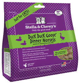 Stella & chewy's Stella & Chewy's FD Dinner Morsels Duck & Goose 3.5OZ Cat
