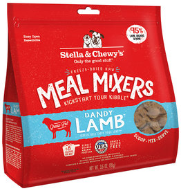 Stella and chewys Stella & chewys FD Meal Mixers Dandy Lamb 3.5OZ