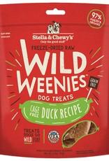 Stella & chewy's Stella & chewy's Wild Weenies Cage Free Duck 3.25OZ