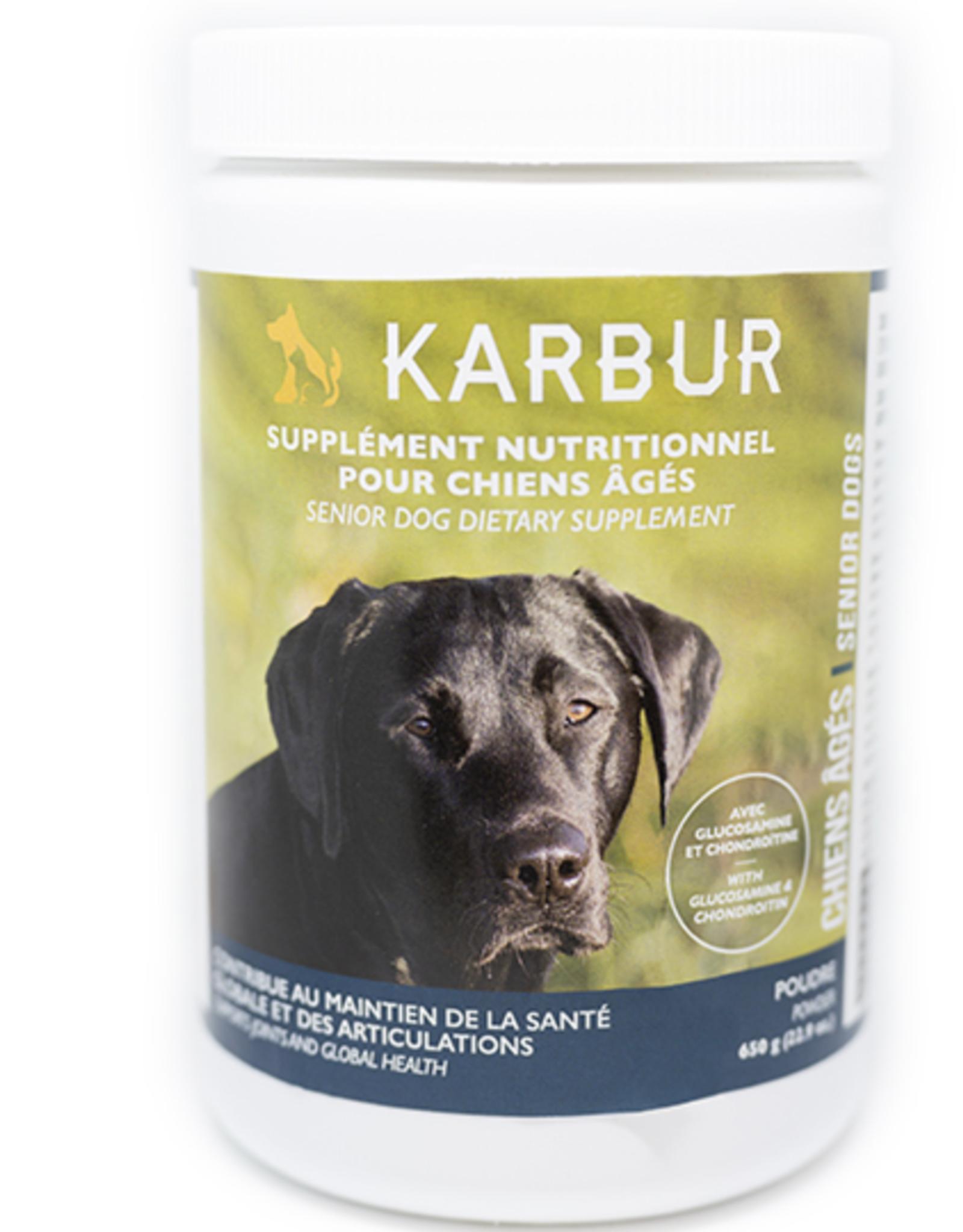 KARBUR Senior Dietary Supplement